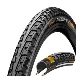 Continental Ride Tour Bike Tire 24 x 1.75 Wired black